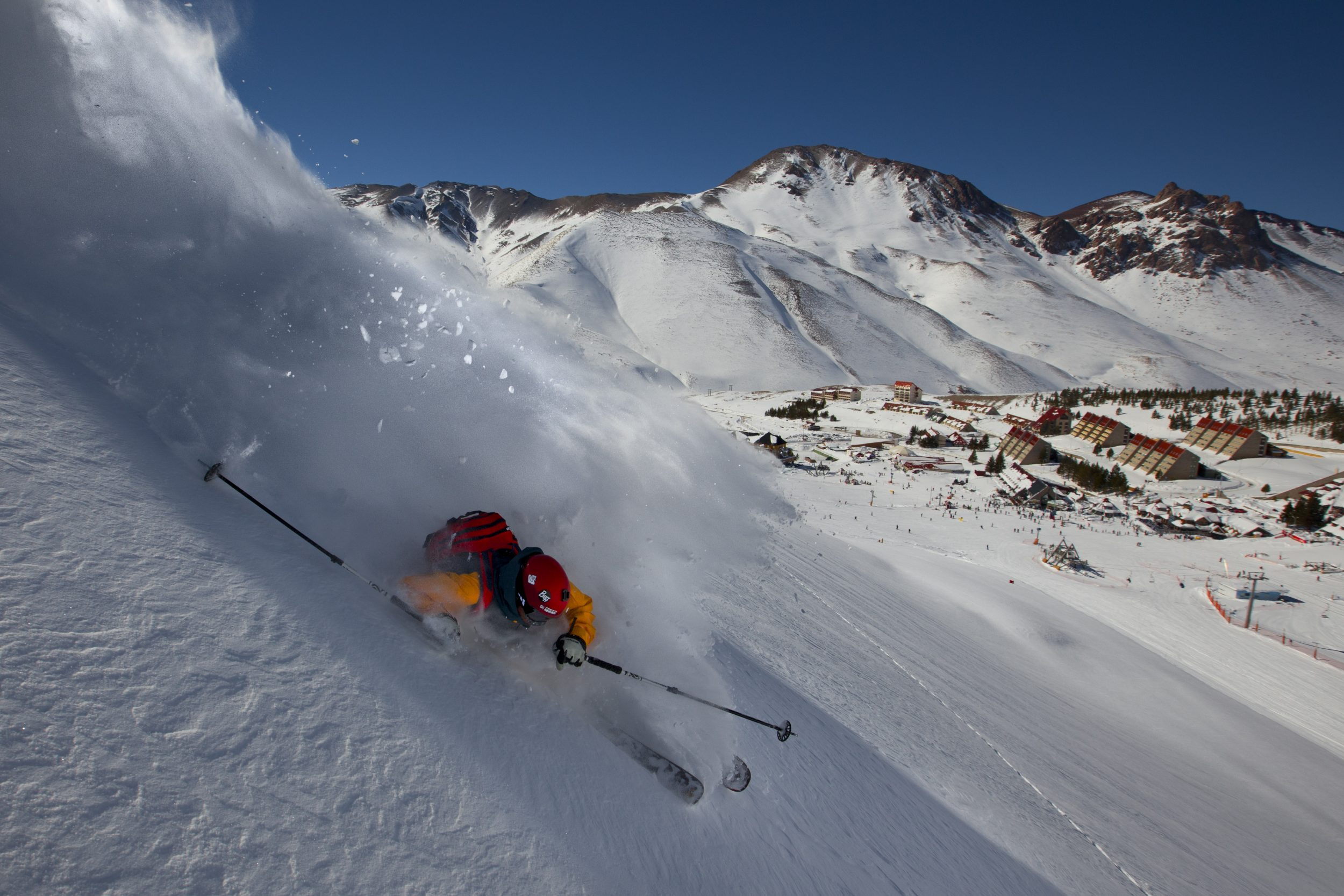 dc1c2bff3fe9 Due to a slow season Las Leñas and Portillo are closing their seasons one  month early. - The-Ski-Guru